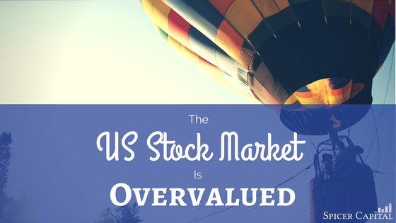 US stock market is overvalued