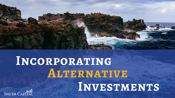 Incorporating Alternative Investments
