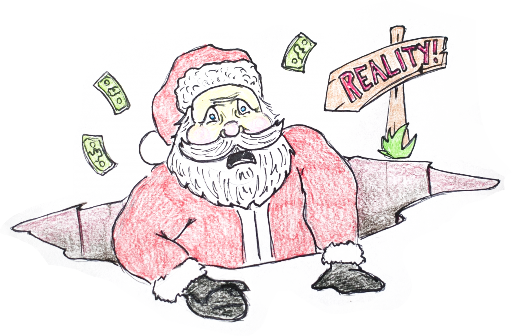 Recognizing the potentially ruinous flaws in the traditional investment paradigm is like when you first found out Santa wasn't real...
